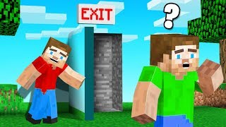 TROLLING My Friends With HIDDEN BLOCKS! (Minecraft)