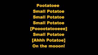 Cbeebies Small Potatoes - Lyrics