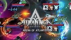 Arena of Atlantis (AoA): Gun vs. Bow - Atlantica Online