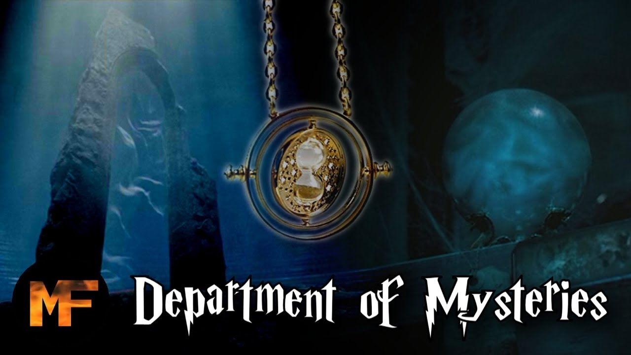 Download Everything You Need to Know About the Department of Mysteries