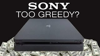 SONY TOO GREEDY? - Dude Soup Podcast #84