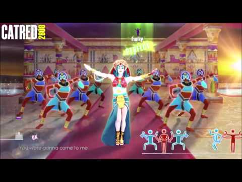Try Everything by Shakira Just Dance Fanmashup