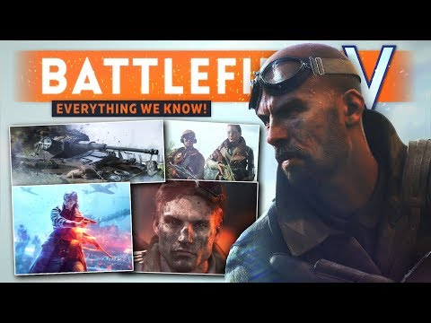 BATTLEFIELD 5 FIRST LOOK: Everything You Need To Know In 21 Minutes! (Battlefield V Reveal) thumbnail