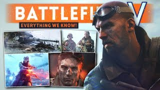 BATTLEFIELD 5 FIRST LOOK: Everything You Need To Know In 21 Minutes! (Battlefield V Reveal)