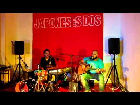 Japoneses Dos - All rights reversed [cover de Chemical Brothers] (En acústico @ El Generador) 4de13
