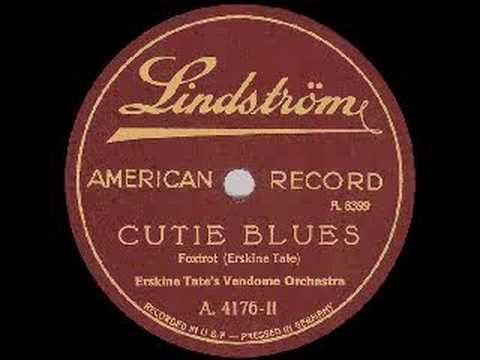 Album Cutie Blues by Erskine Tate