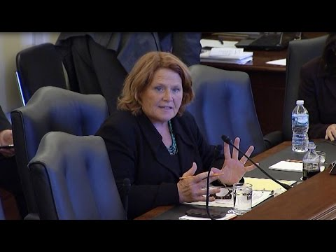 Heitkamp Underscores Need to Protect Small Businesses in Wake of Natural Disasters at Senate Hearing
