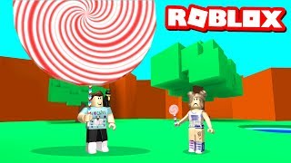 THE BIGGEST LOLLIPOP IN ROBLOX LOLLIPOP SIMULATOR