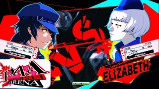 [Persona 4 Arena Ultimax Gameplay] Ps3 60fps ✓ If you want to send ...