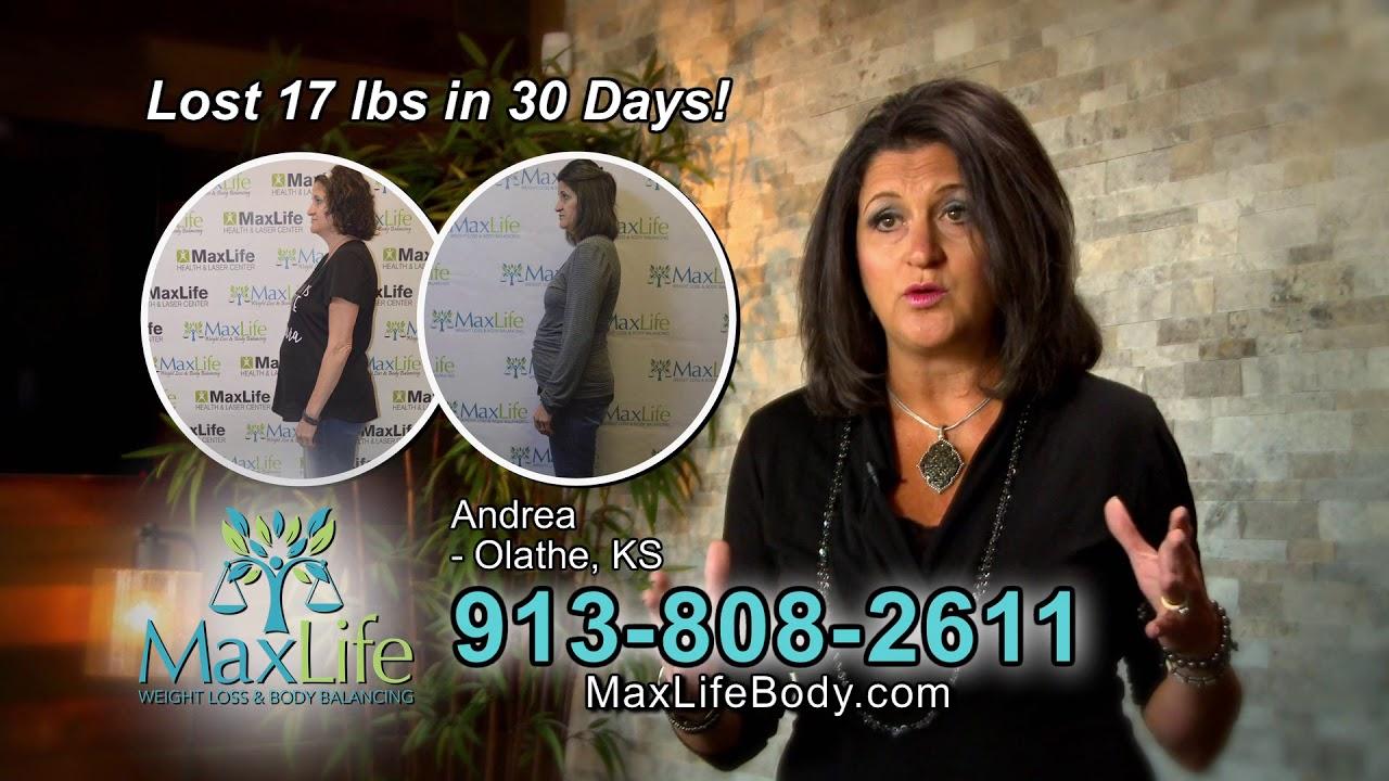 Maxlife Weight Loss And Body Balancing Mike Andrea Success Stories