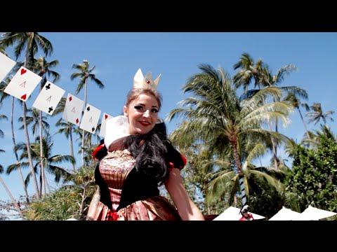 Nikki Beach Koh Samui Sunday Brunch | Mad Tea Party