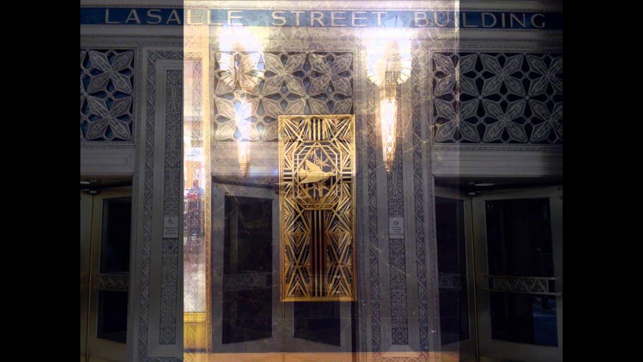 Characteristics Of Art Deco Architecture