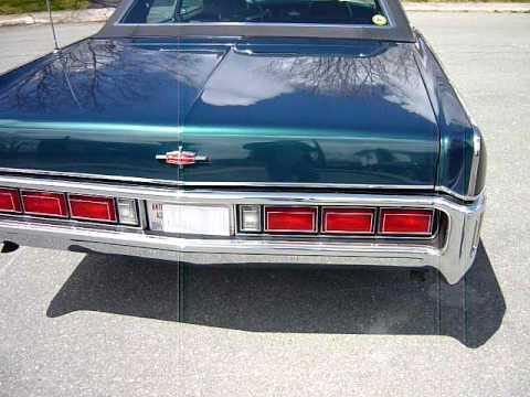 1972 Lincoln Continental Youtube