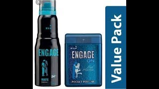 Engage Mate Deodorant for Men Review by Genuine Review genuinereview