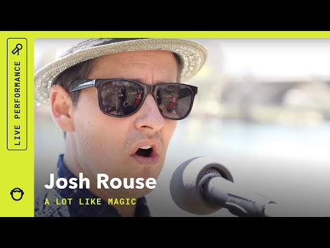 "Josh Rouse ""A Lot Like Magic"": Stripped Down By The River @ SXSW"