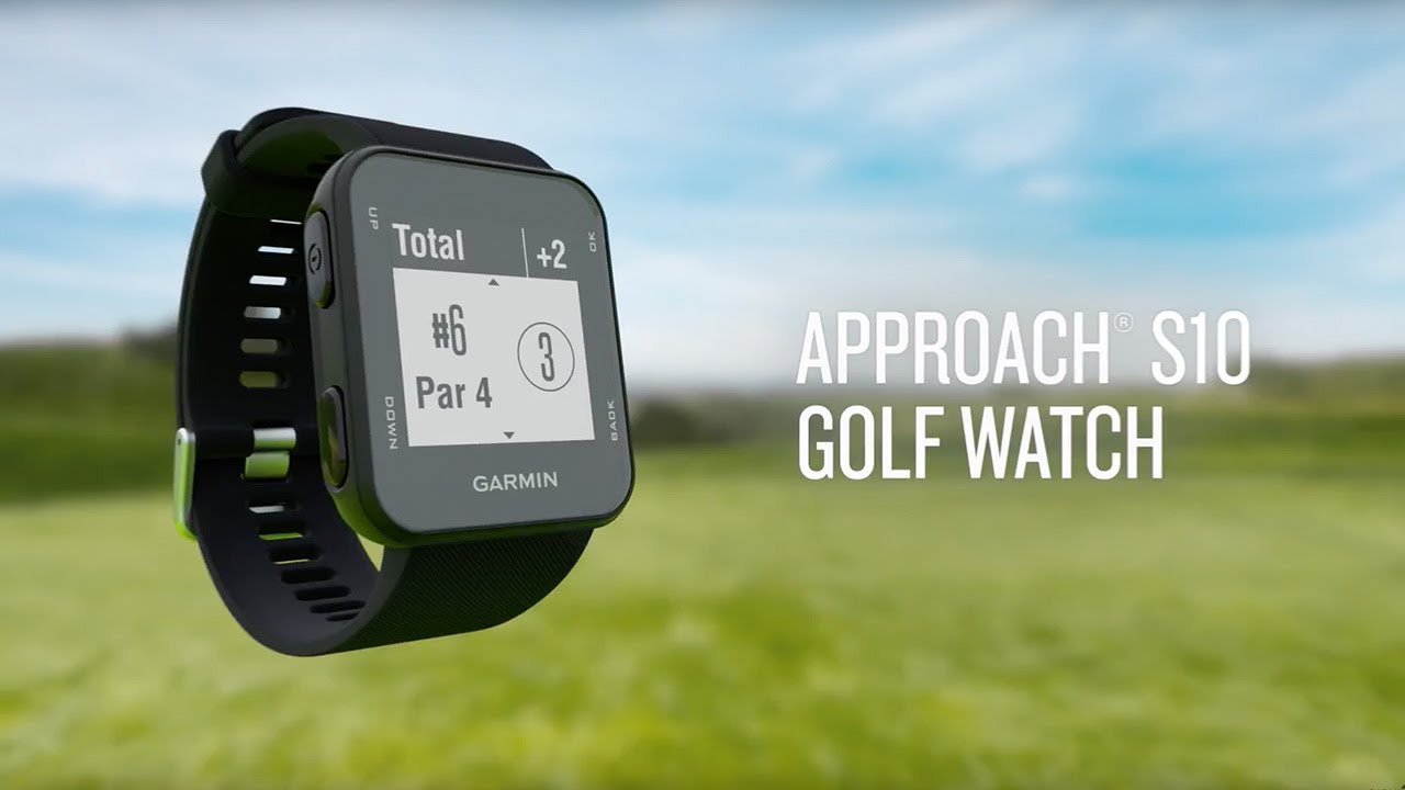 Best Golf Watches With Gps Todays Golfer Today S Golfer