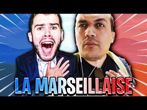 LA MARSEILLAISE A CAPPELLA INTERPRÉTÉ PAR LEBOUSEUH ET THEKAIRI78