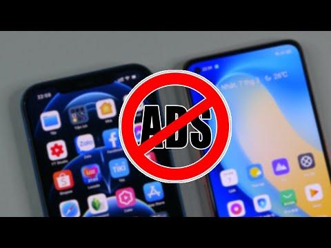 Cách chặn quảng cáo trên android và iPhone không cần dùng app