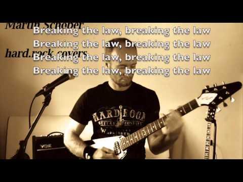 Breaking The Law (Karaoke)