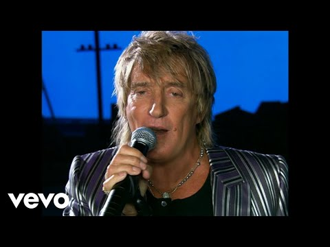 Rod Stewart - Fooled Around And Fell In Love