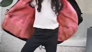 2020 новое зимнее пальто из лисьего меха со съемным мехом для девочек купить на  Алиэкспресс