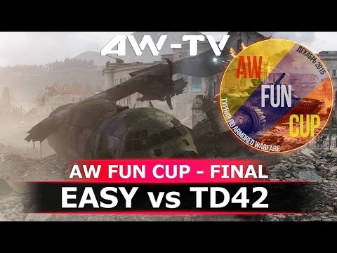 AW FUN CUP - Final - Armored Warfare: Проект Армата