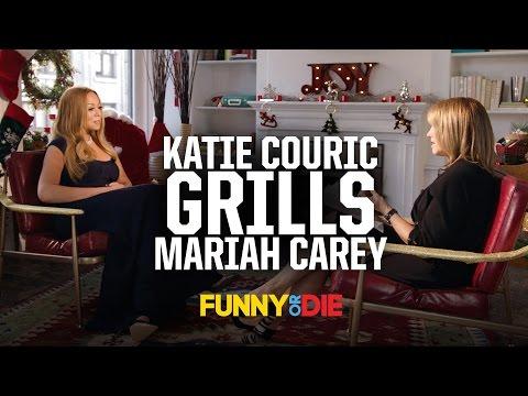 Katie Couric Grills Mariah Carey