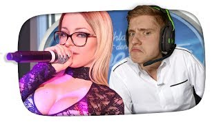 Dicke Lippen - Katjas neuer Song - Kuchen Talks #285