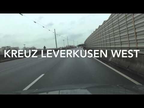 Autobahn Deutschland Kanal Intro