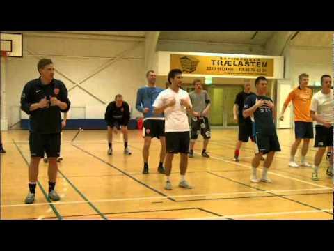 Zumba træning med Senior i Helsinge