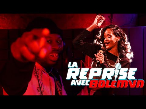 Youtube: Bolémvn  reprend Umbrella de Rihanna et Jay-Z  | LA REPRISE #6