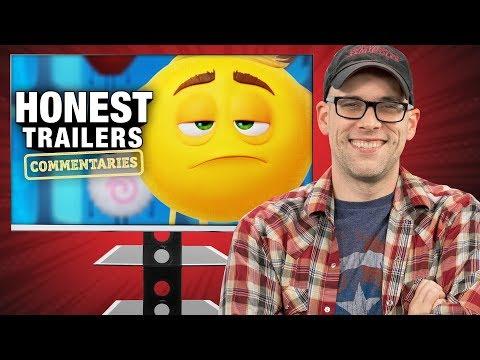 Download Youtube: Honest Trailer Commentaries - The Emoji Movie