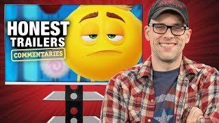 Honest Trailer Commentaries - The Emoji Movie