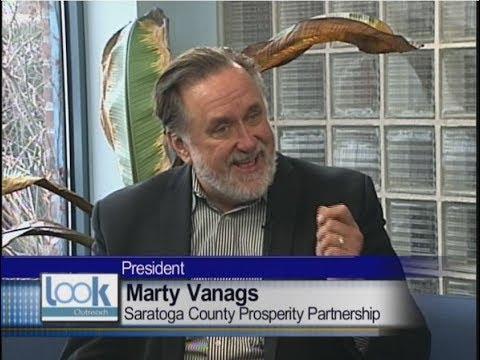 Saratoga County Economic Index Luncheon--Saratoga Prosperity Partnership Interview