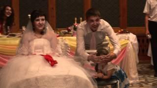 Смешной свадебный клип Денис + Ирина Красноярск