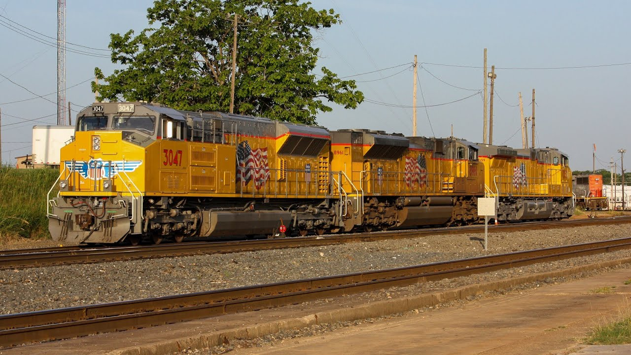 Union Pacific in East Texas!