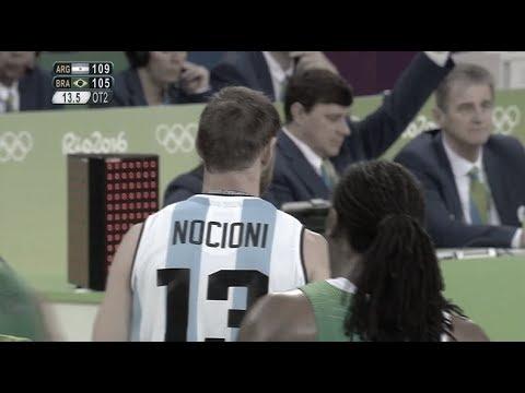 #MomentoOlímpico - Andrés Nocioni