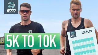 How To Run A 10k! | 10k Training Run Plan screenshot 5