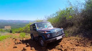 That's A Really Dope G-Wagon | Tzaneen Trip #3