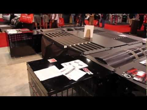 SEMA 2012 Dynojet Automotive Dynamometer Product Review