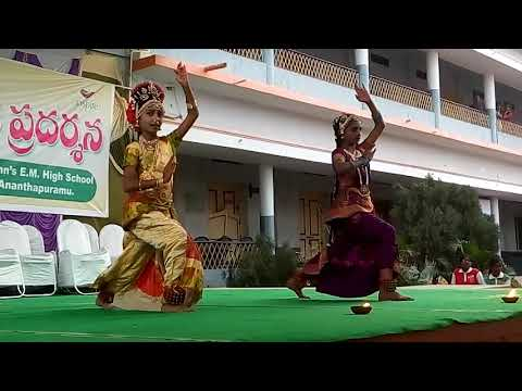 Indian culture Dance performance