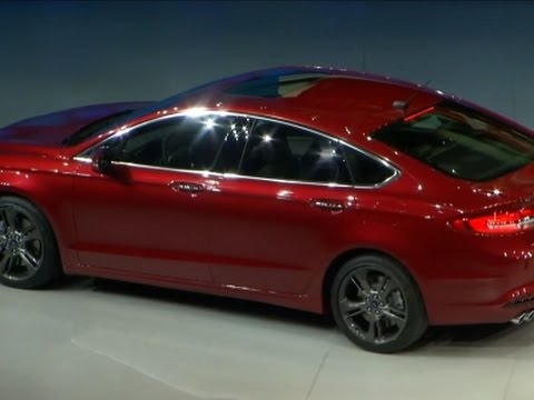Latest Cars Shown At Detroit Auto Show