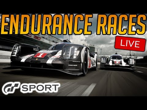 Gran Turismo Sport: Career Mode Endurance Races
