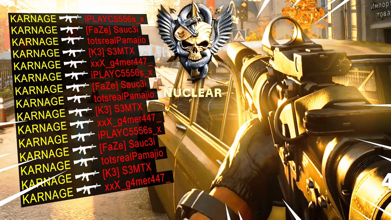 """""""XM4 NUCLEAR"""" IN BLACK OPS COLD WAR GAMEPLAY! (Best """"NUCLEAR"""" Class Setup in Black Ops Cold War)"""