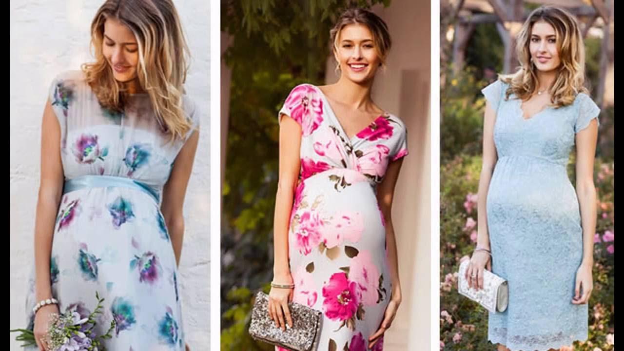 e3e07a18ca3 Ropa de maternidad de moda para fiesta - YouTube