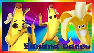 Danse de la banane - 1 sur 3