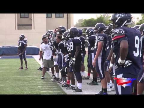 Fullerton College Football - Week 2 - 2015 Season
