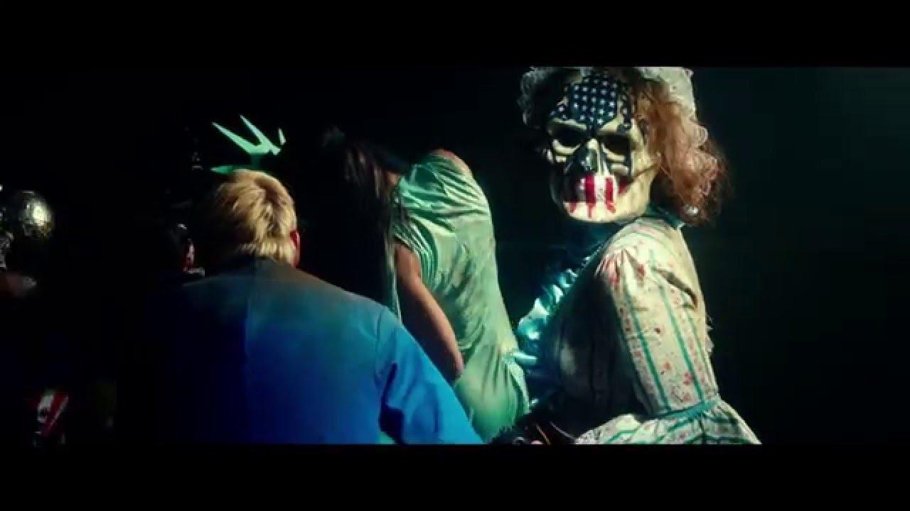 6 The Purge Election Year Hd Wallpapers: Election: La Noche De Las Bestias Trailer 1 (Universal