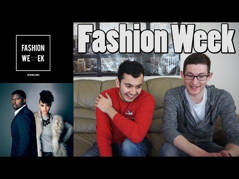 Fashion Week: The Visual Album Reaction