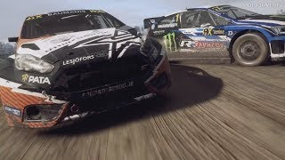 DiRT Rally 2.0 - World RX in Motion Trailer